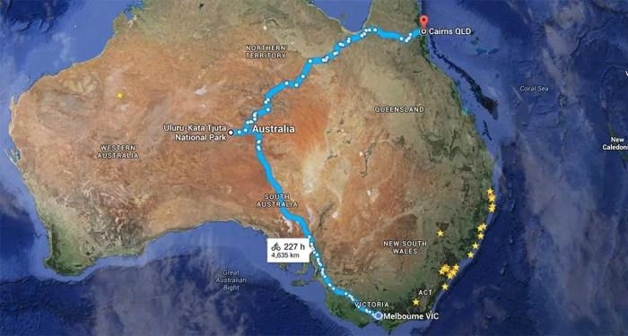 Australia-Map-Ride-Map
