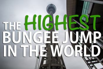 The World's Highest Bungee Jump