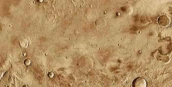 Mars-Closeup