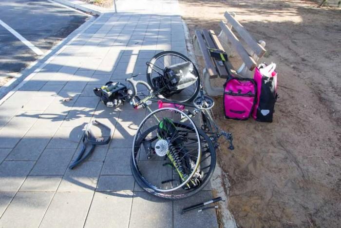 Australia-Keith-Bike