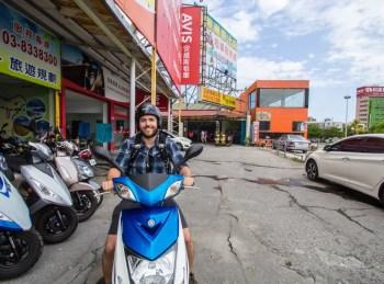 Taiwan-Hualien-Scooter-Rental