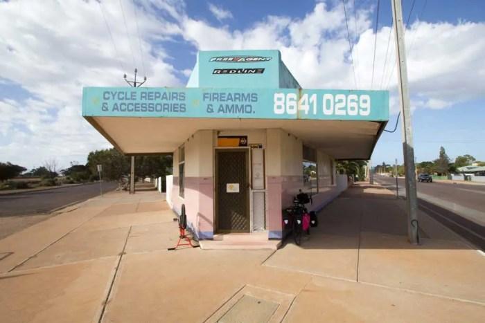 Australia-Port-Augusta-Bike-Shop