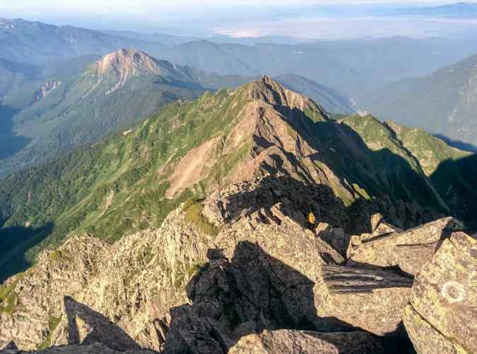 Japan-Kita-Alps-Traverse-9