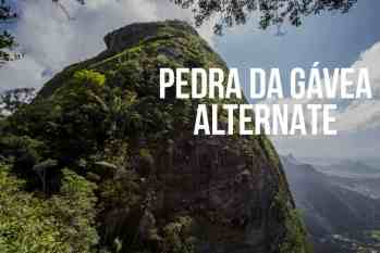 Hiking Pedra da Gávea via Garganta do Céu