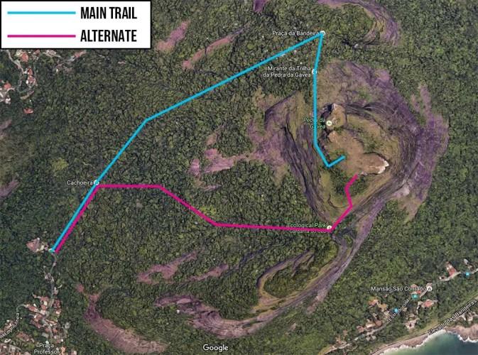 brazil-rio-de-janeiro-pedra-da-gavea-trail-maps
