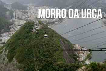 Hiking Morro da Urca