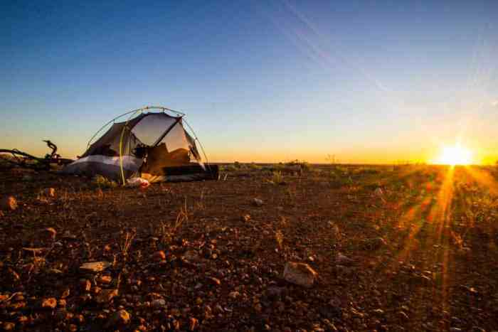 Australia-Outback-Tent-Sunset