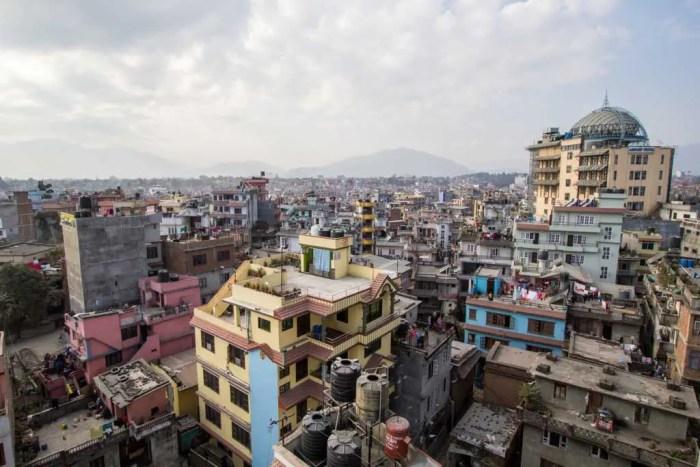 Nepal-Kathamndu-Cityscape