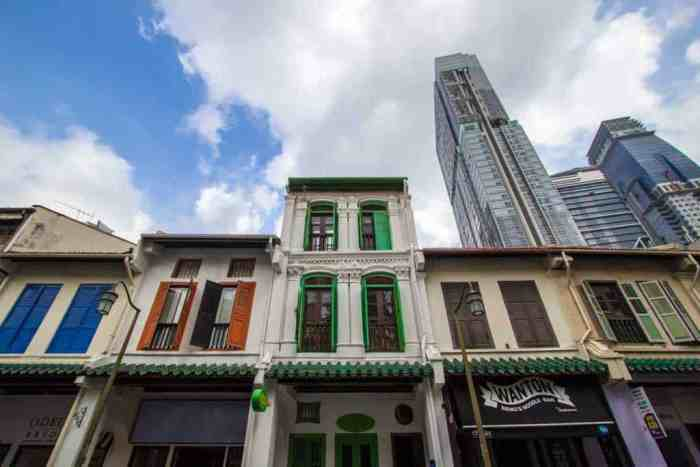Singapore-Architecture