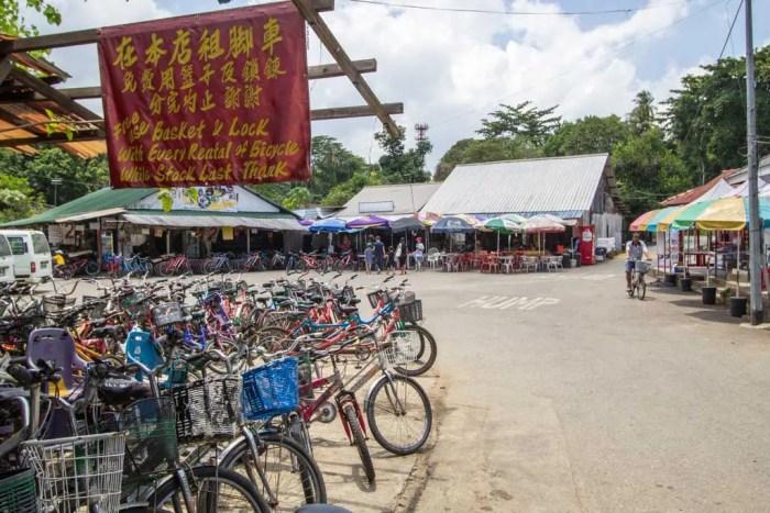 Singapore-Bicycle-Rental