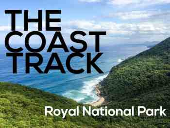 Hiking The Coast Track (Otford to Bundeena) in Australia's Royal National Park