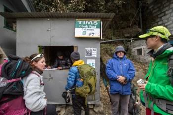 Nepal-Chhumuwa-TIMS-Checkpoint