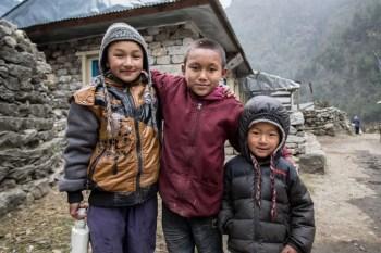 Nepal-Himalaya-Kids