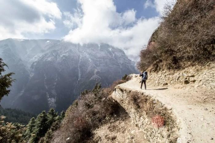 Nepal-Himalaya-Namche-Arrival
