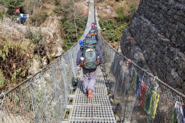 Nepal-Three-Passes-Bridge