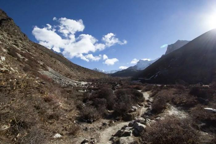 Nepal-Dingboche-Chukhung-Trail-1