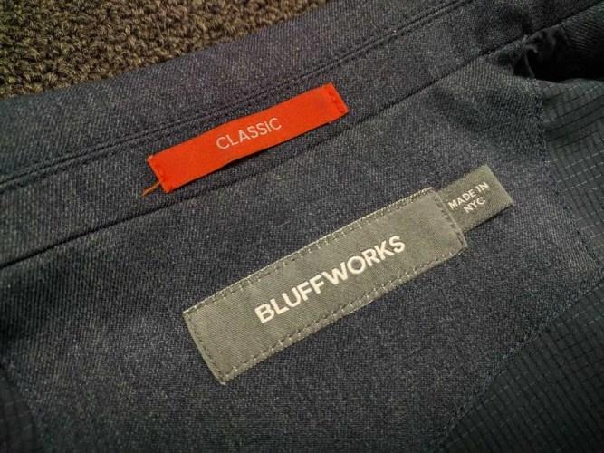 Bluffworks Gramercy Travel Blazer