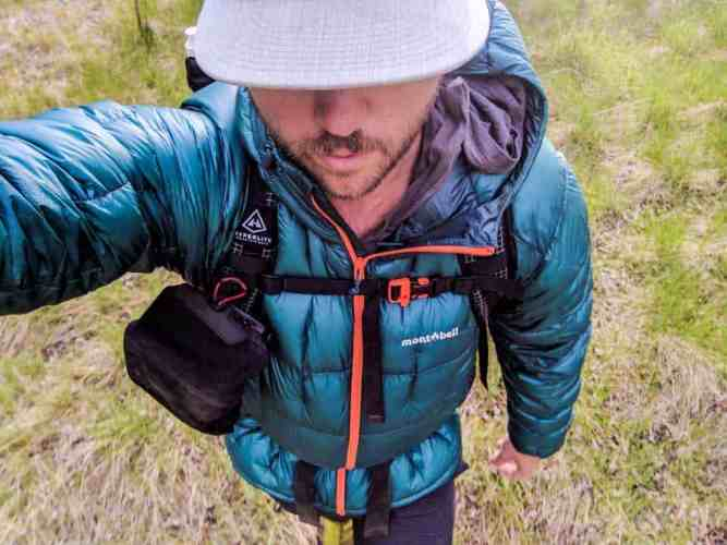 Montbell Plasma 1000 Alpine Down Parka