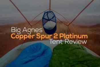 Big Agnes Copper Spur 2 Platinum Tent Review