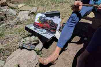 CDT-New-Mexico-Pie-Town-Bad-Camper-Shoes