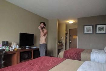 CDT-New-Mexico-Silver-City-Confort-Inn-Appa