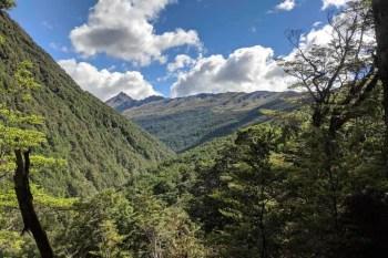 New-Zealand-Earnslaw-Burn-Track-Climb