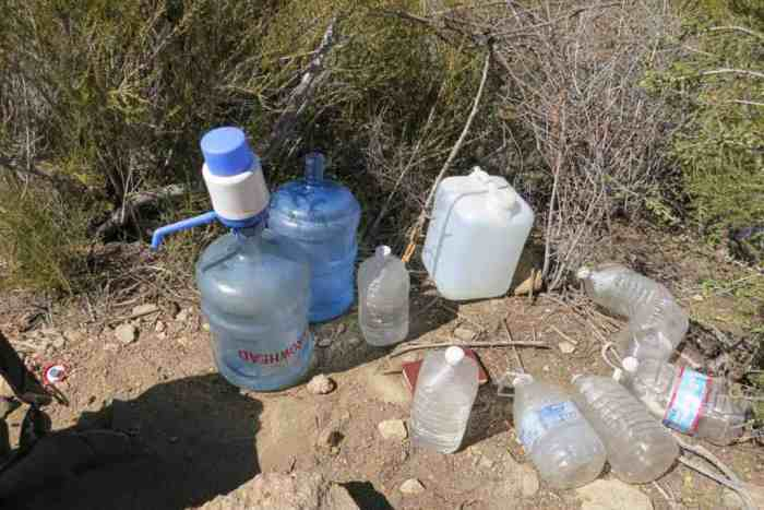 PCT-Desert-Empty-Water-Cache