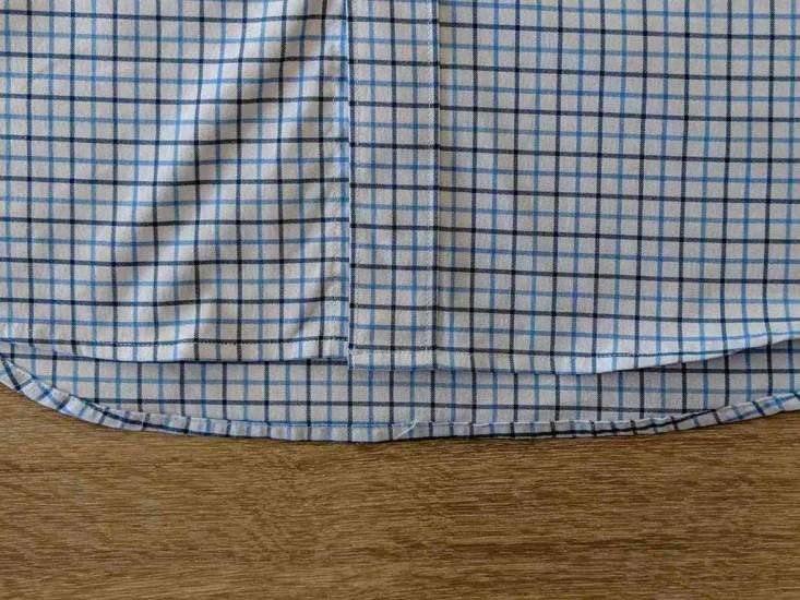 Bluffworks Meridian Dress Shirt 2.0 Hem