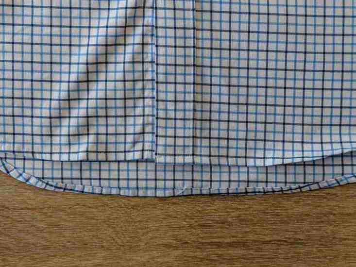 Bluffworks Meridian Dress Shirt 2.0 Hem