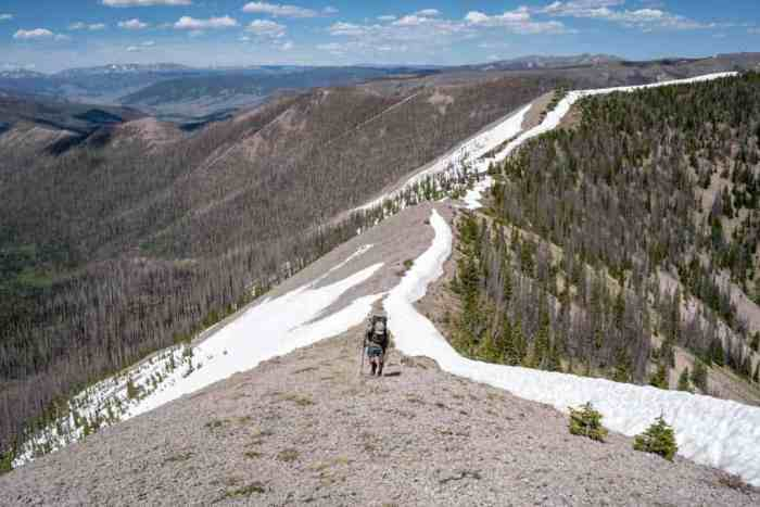 CDT-Colorado-Appa-Ridge-Walking