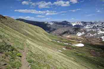 CDT-Colorado-No-Snow-Trail