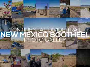 Continental Divide Trail In Photos: New Mexico Bootheel