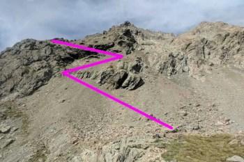 New-Zealand-Ball-Pass-Route-Ridge-Bluffs-Z-Marked
