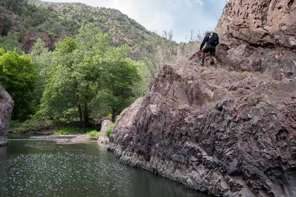 CDT-New-Mexico-Gila-Appa-Above-Water