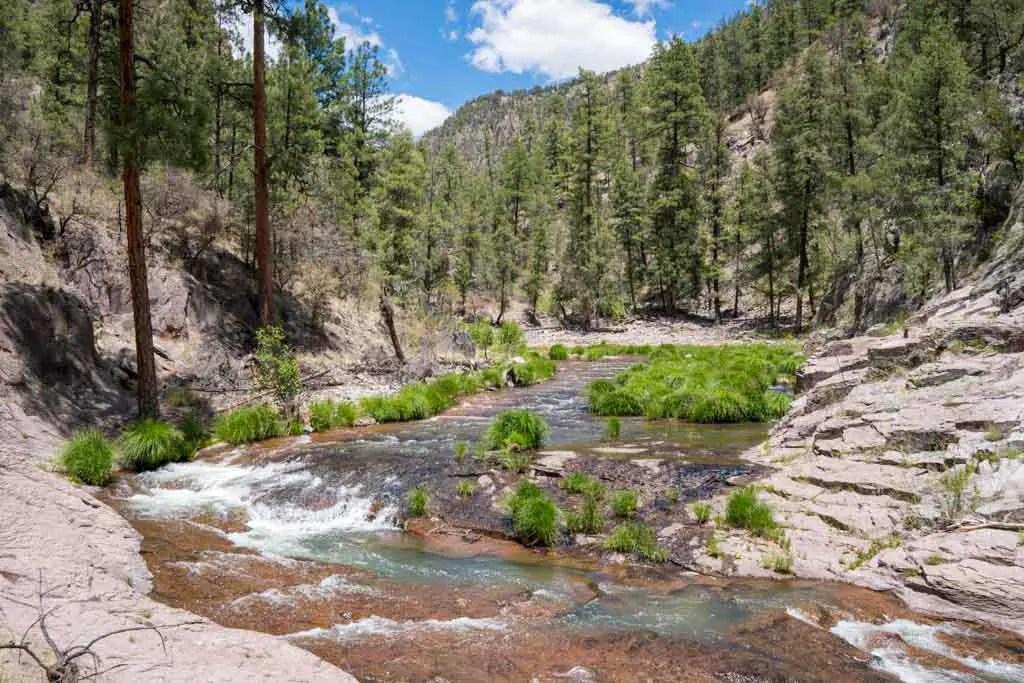 CDT-New-Mexico-Gila-River-Falls