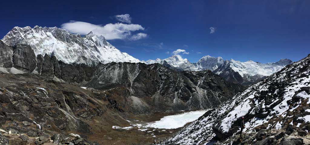 Nepal-Kongma-La-Panorama