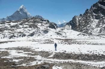 Nepal-Kongma-La-Trail-Snow
