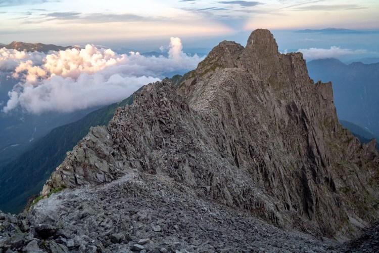 Kita Alps Hotaka Traverse