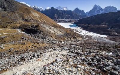 Three Passes Trek Trail