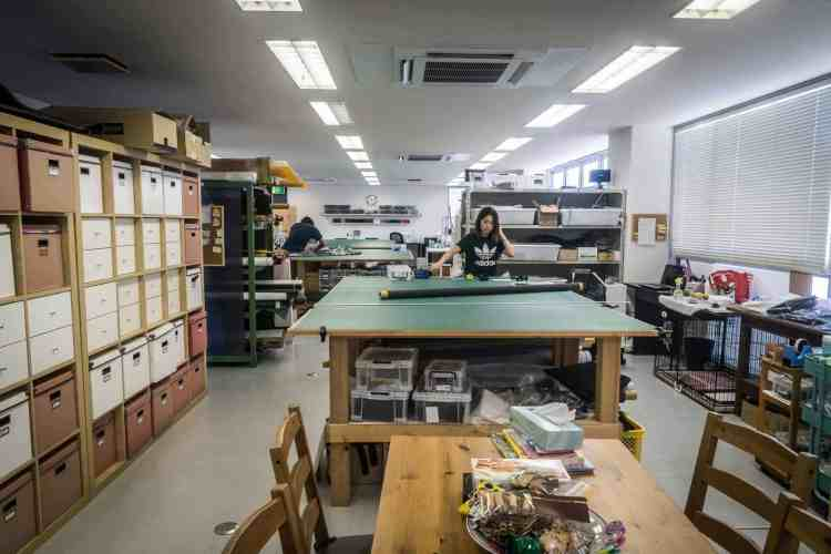 LOCUS GEAR Workshop
