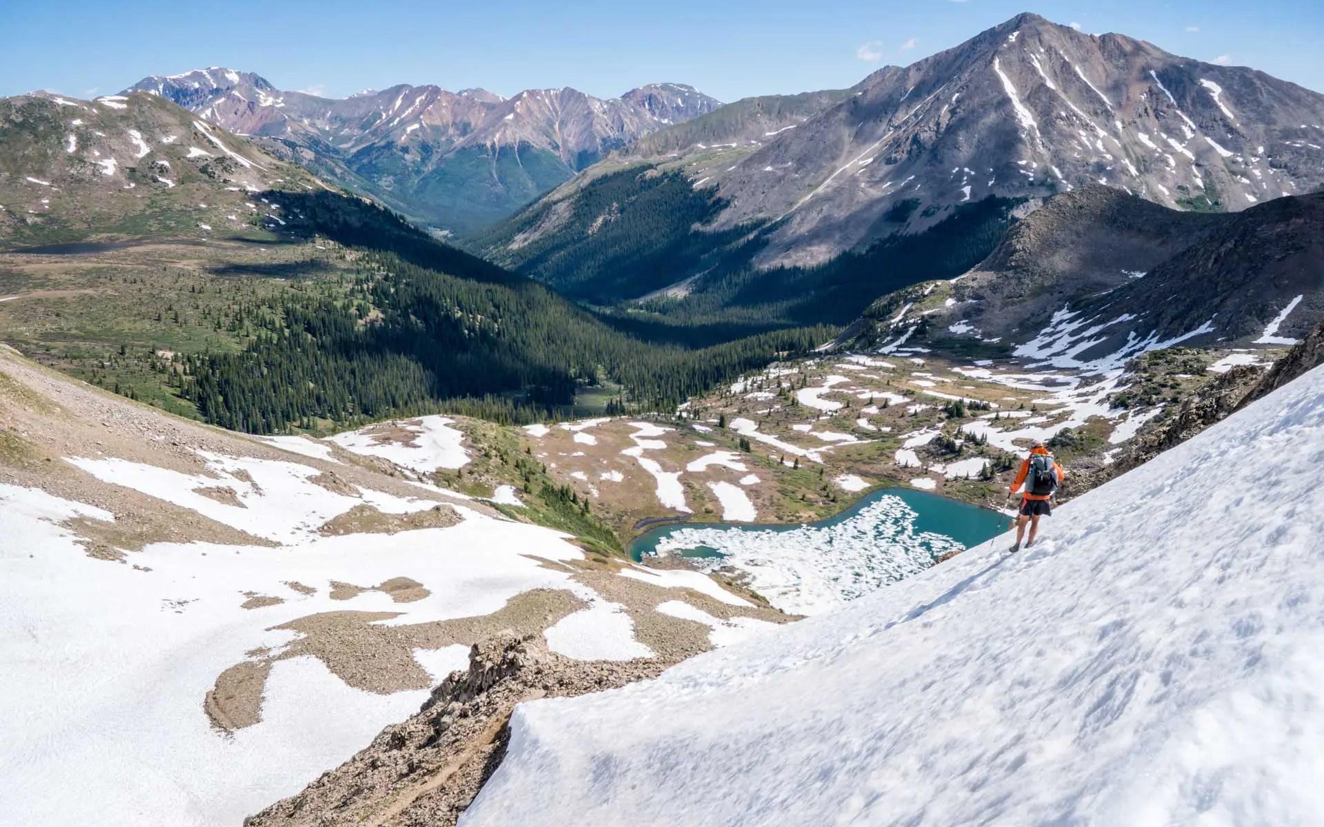 CDT Colorado Lake Anne Pass