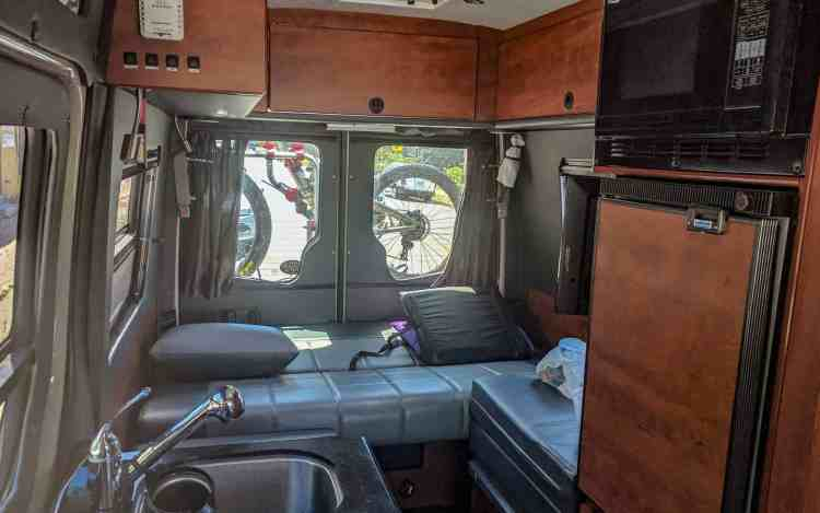 CDT Colorado Sprinter Van