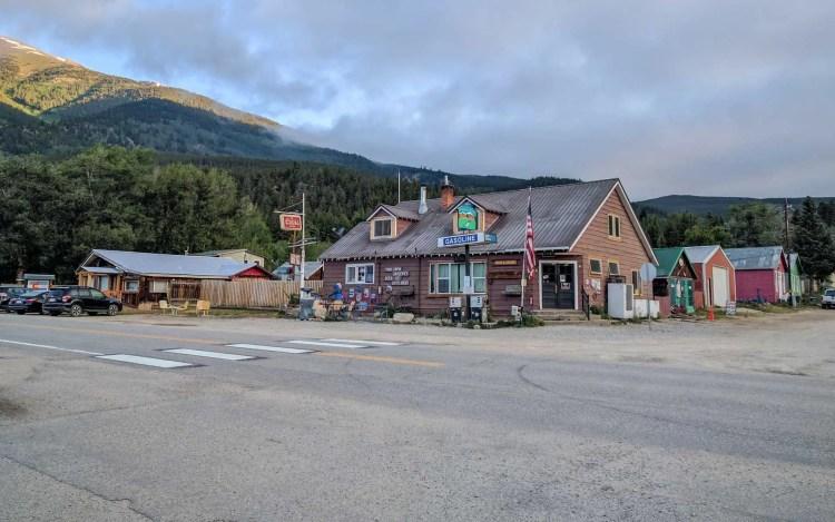 CDT Colorado Twin Lakes Store
