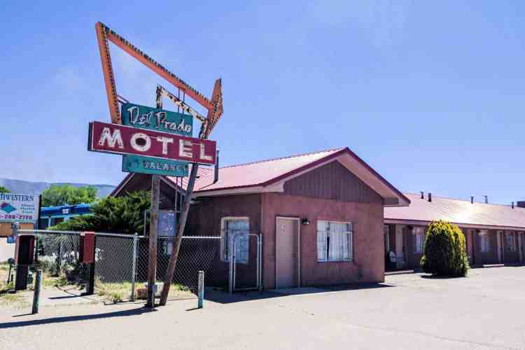 CDT New Mexico Cuba Motel