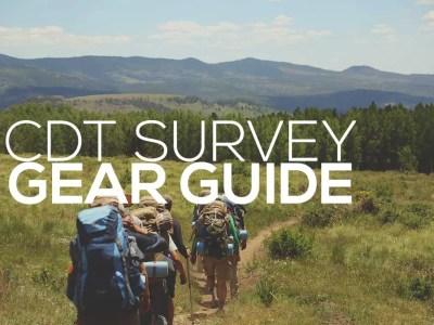 CDT Survey Gear