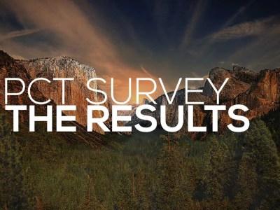 PCT Survey Results