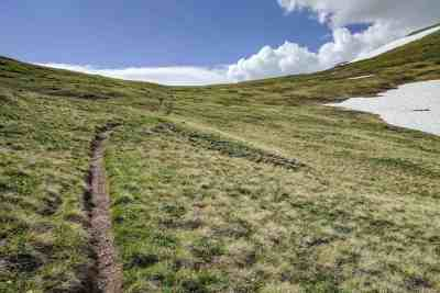 CDT Colorado Breckenridge Trail