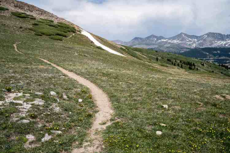CDT Colorado Elk Ridge