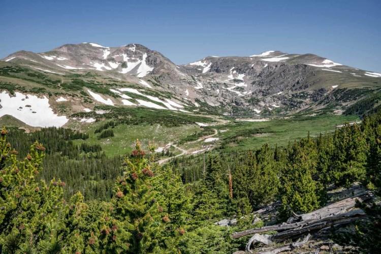 CDT Colorado James Peak