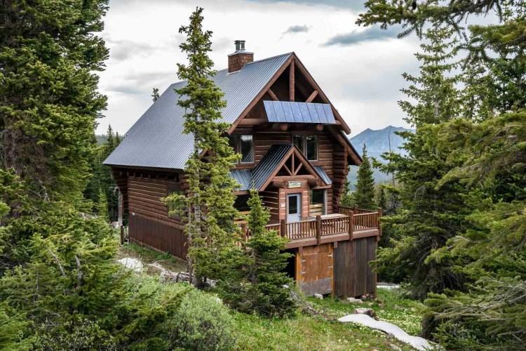 CDT Colorado Janets Cabin